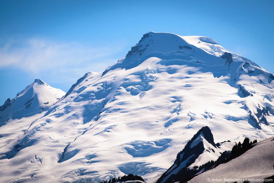 Park Glacier, Mount Baker, WA