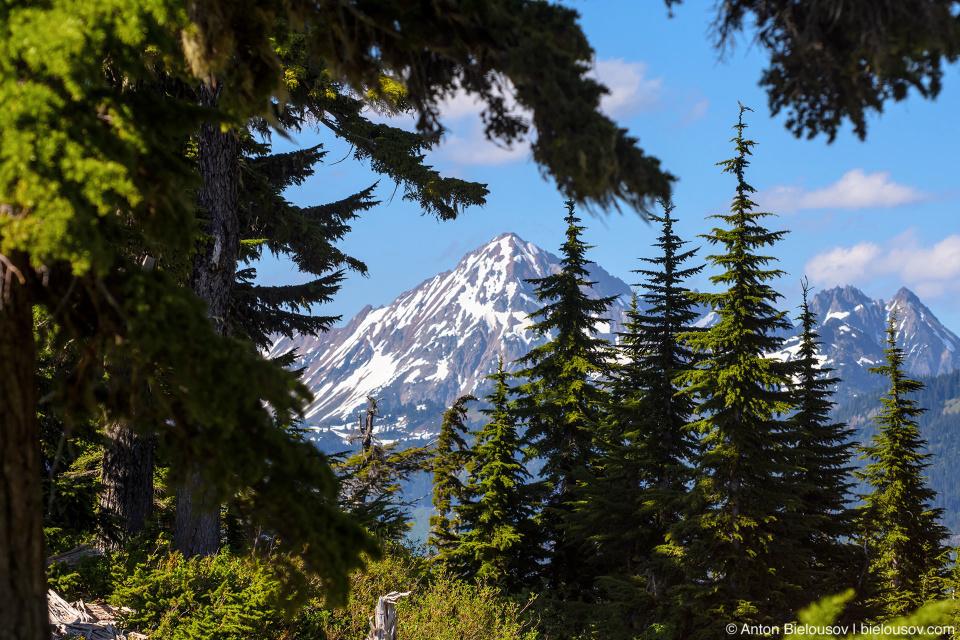 Mount Larrabee (2,396 m)