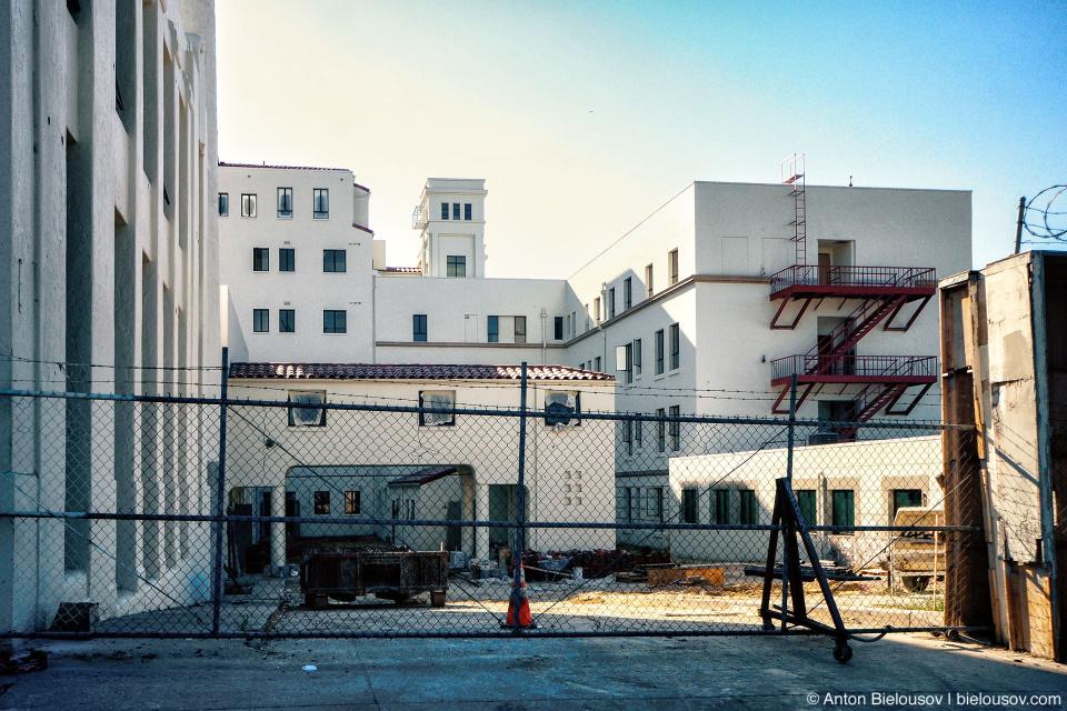 Заброшенная психиатрическая лечебница (Лос-Анджелес)