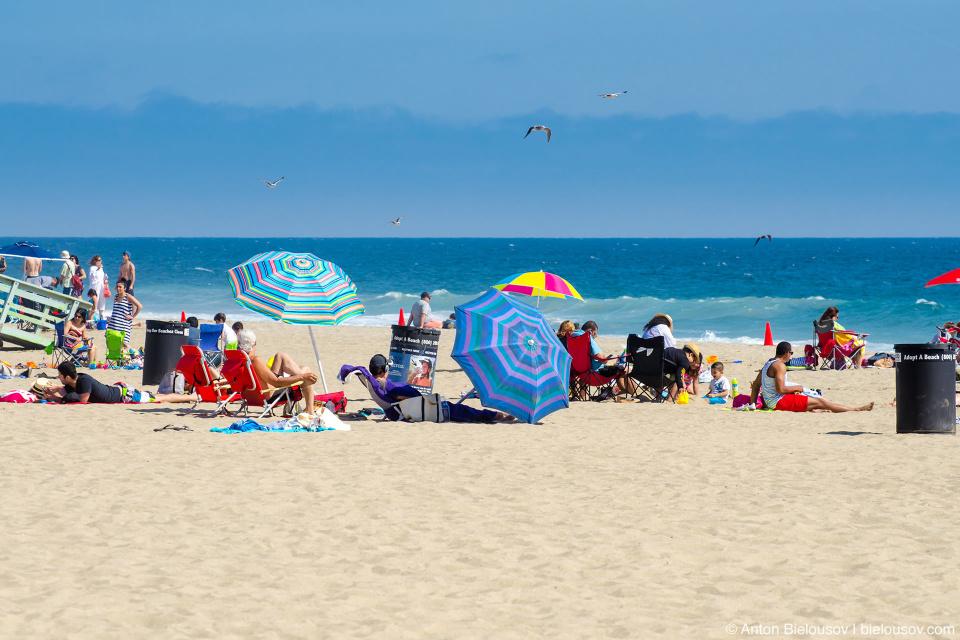 Zuma Beach, Malibu, CA