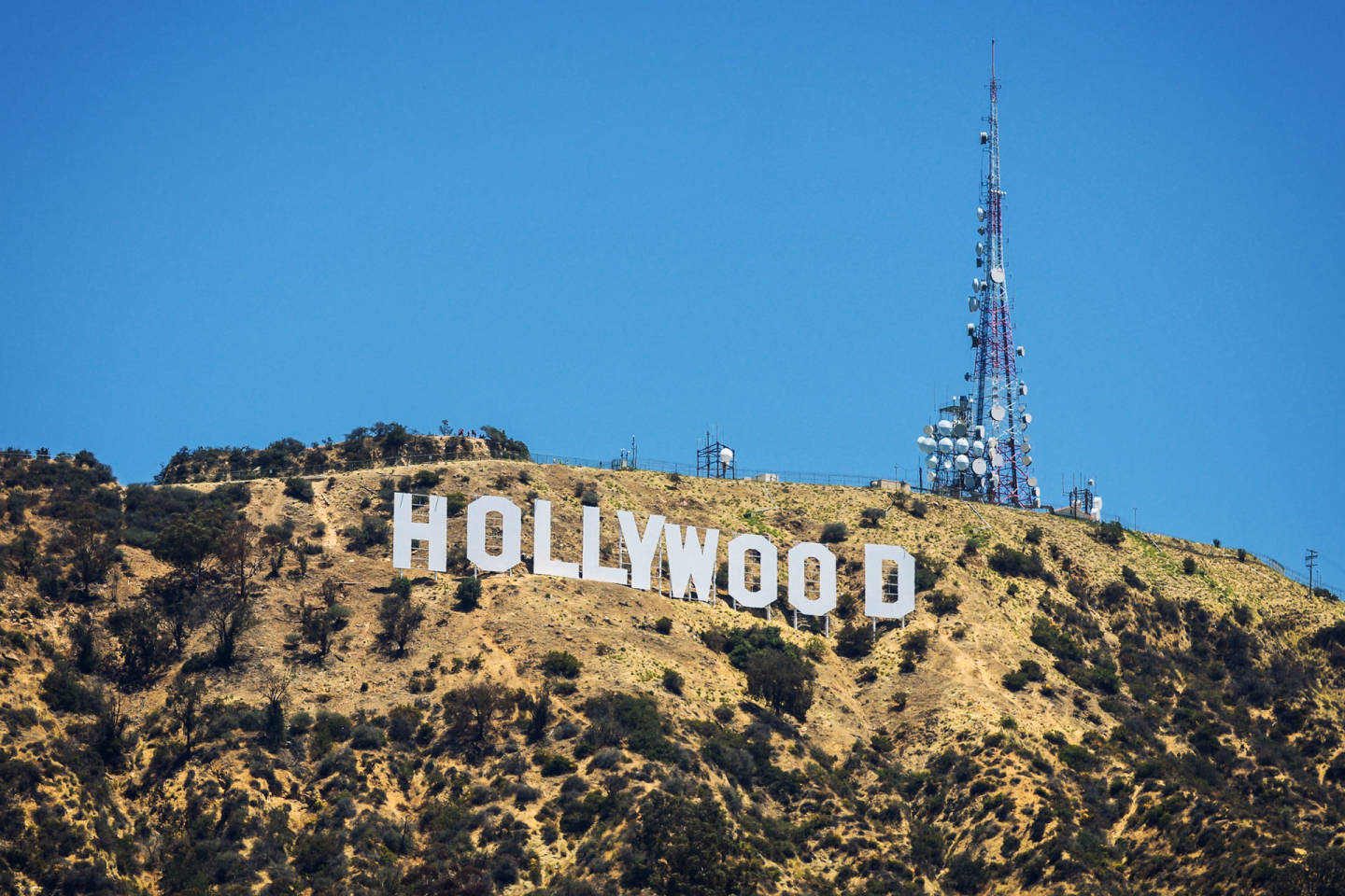 20 Facts about Hollywood Sign
