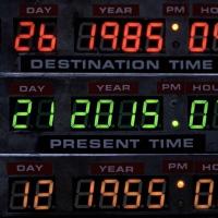 Да, и я не могу не упомянуть еще раз что наш ребенок родился в день из «Назад в Будущее 2» :-P
