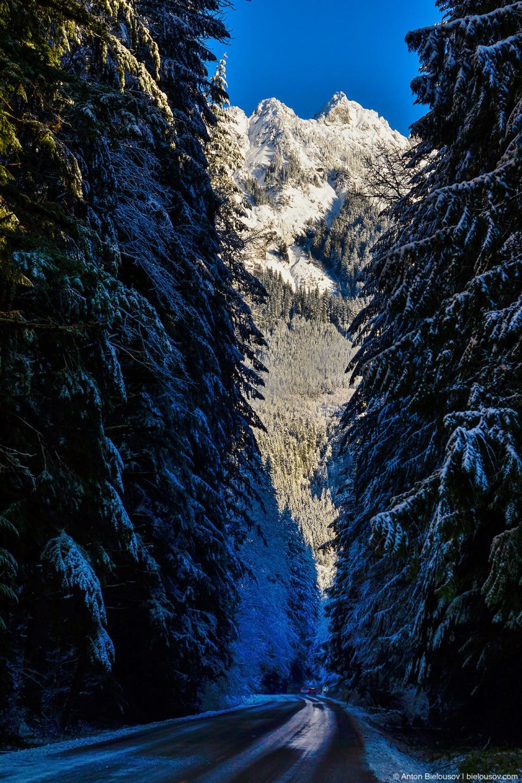 Baker Mountain Highway