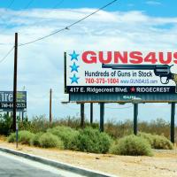 А вместе с тем и такого энтузиазма в отношении популизма огнестрельного оружия. Ствол в каждый дом.