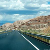 Дорожное путешествие по Калифорнии