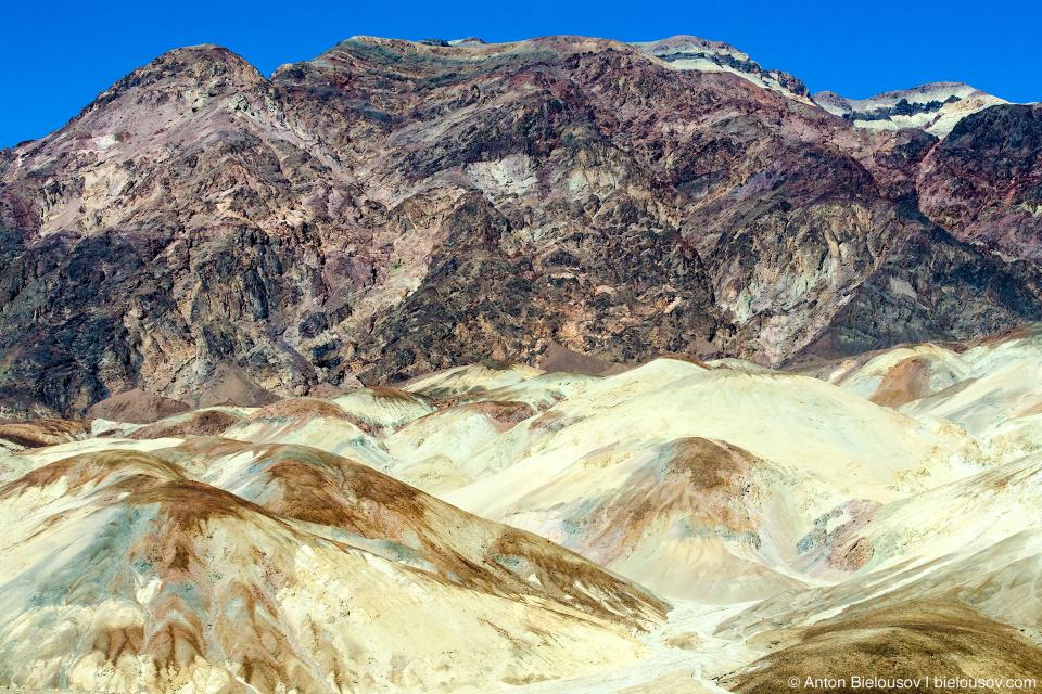 Death Valley, Artist's Pallete