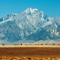 Гора Виллиамсон — второй по высоте пик в горной гряде Сиерра-Невада, 4,383 м
