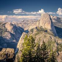 Национальный парк Йосемити.