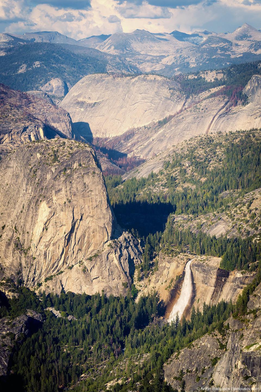 Nevada Falls, Yosemite National Park