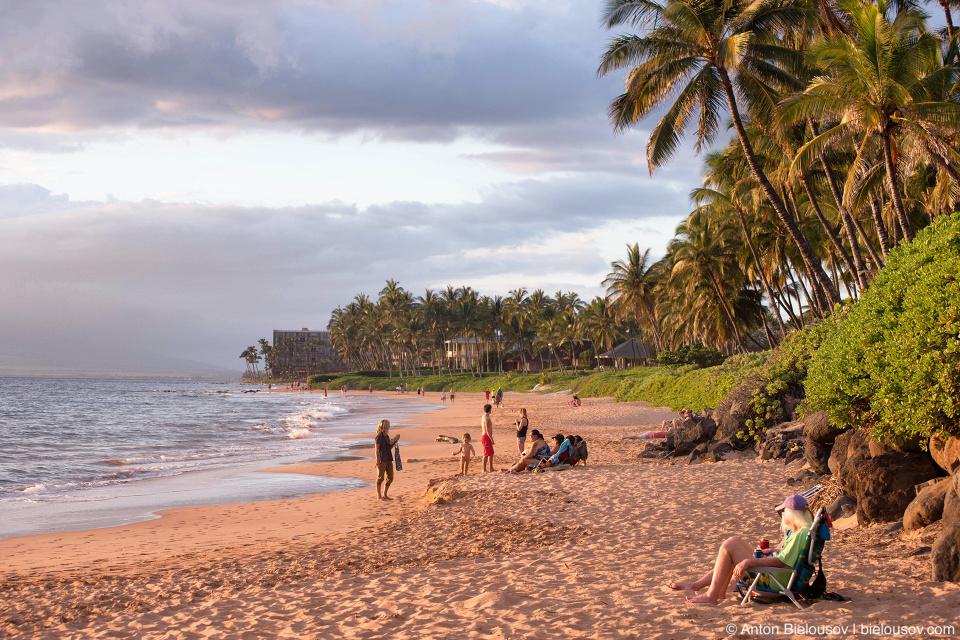 Keawakupu Beach (Maui, HI)
