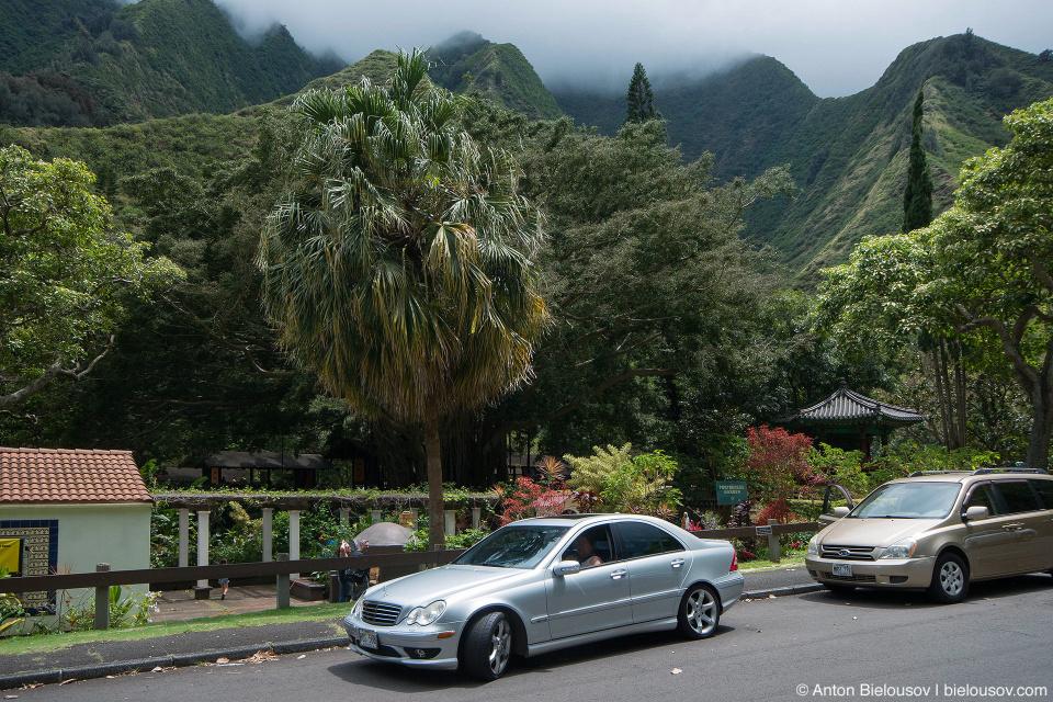 Kepaniwai park, Iao Valley (Maui, HI)