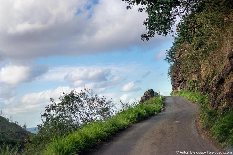 Kahekii Highway (Maui, HI)