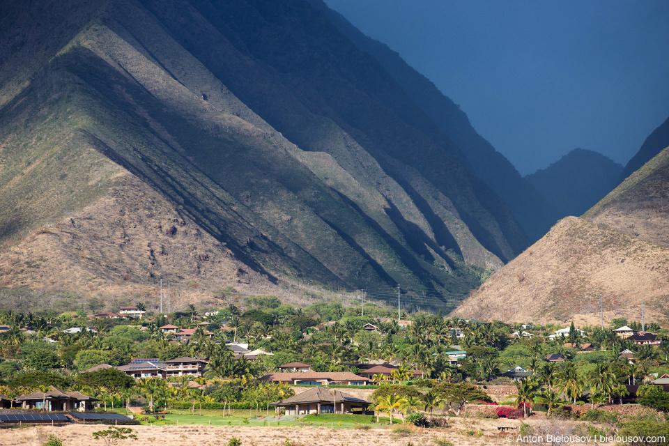 Pu'u Kukui (Maui, HI)
