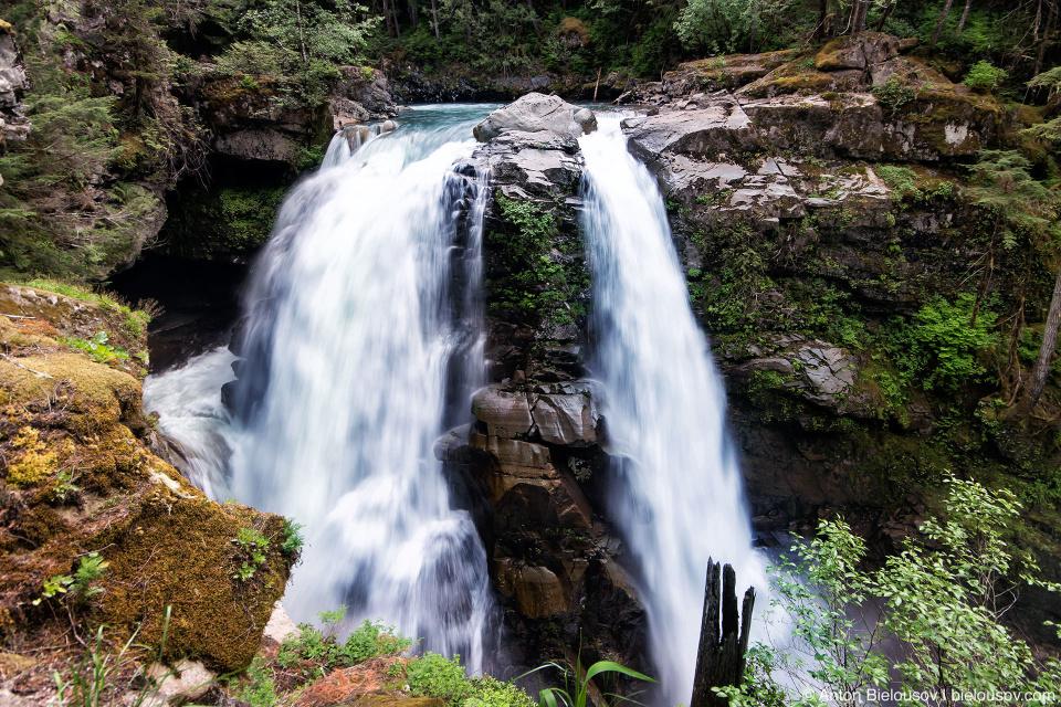 Nooksack Falls, WA