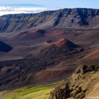 Остров Мауи — вулкан Халеакала