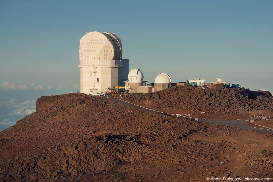 Обсерватория на Халеакале (Maui, HI)