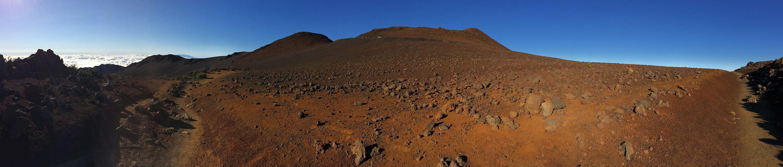 Haleakala panorama (Maui, HI)