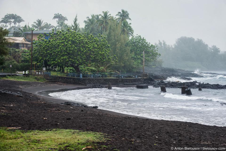Hana beach (Maui, HI)