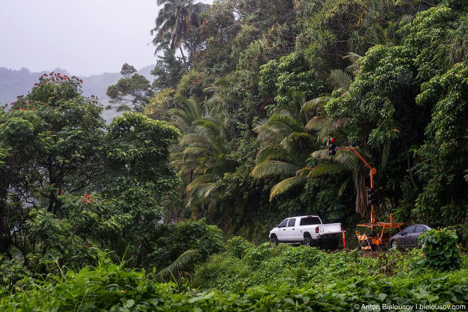 Highway to Hana (Maui, HI)