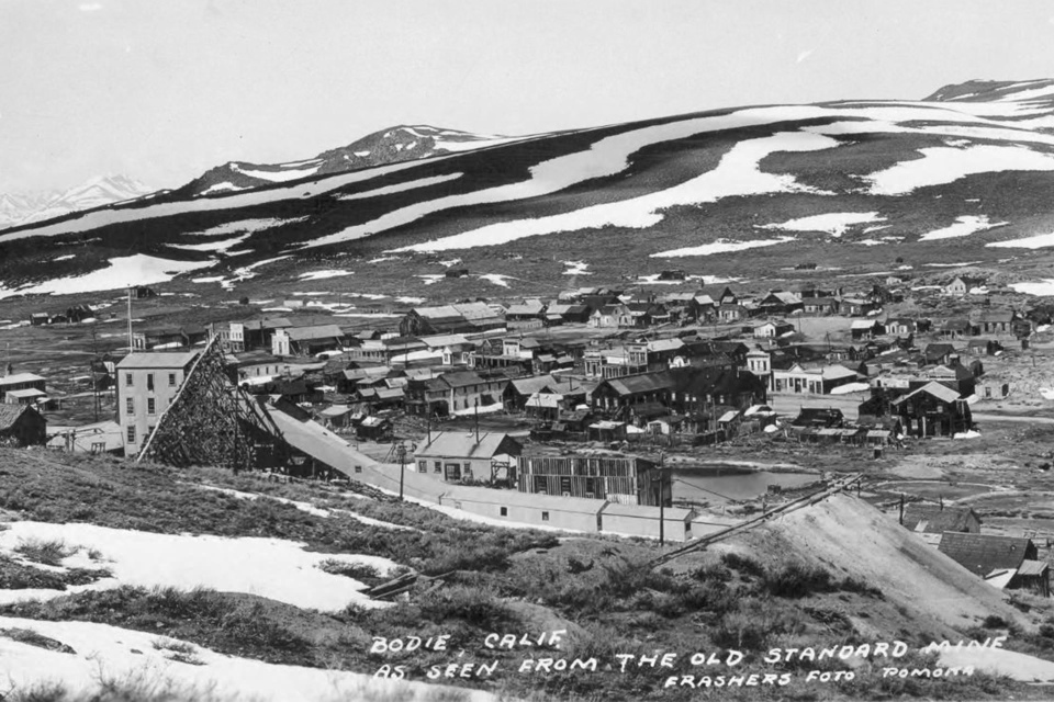 Bodie, CA (1927)