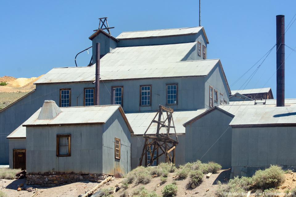 Bodie, CA Mine