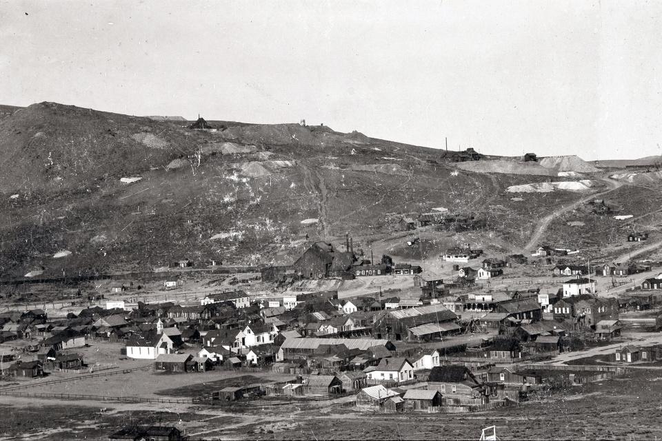 Bodie, CA (1890)