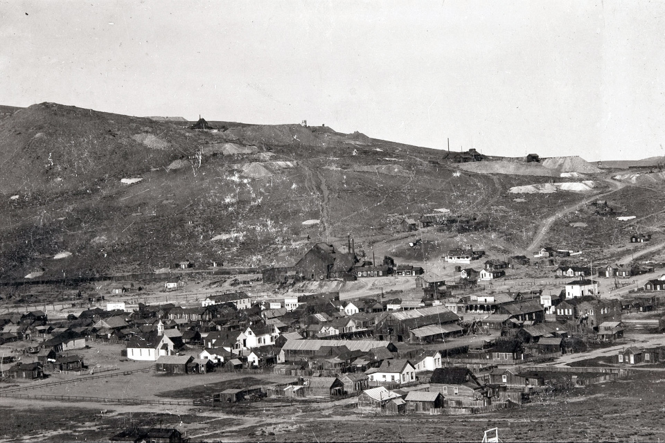 Bodie, CA (1890)