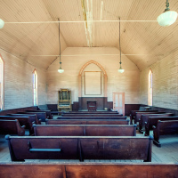 В это время Боди стал более семейным городом, тогда же была построена Методистская церковь — единственная, которая стоит по сей день.