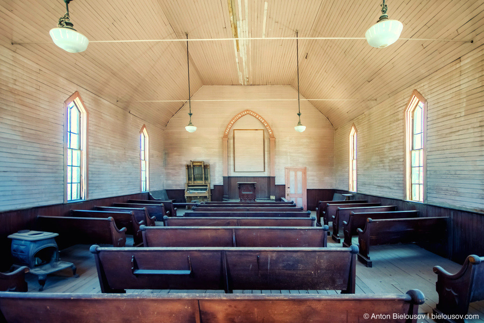 Bodie, CA — Methodic Church