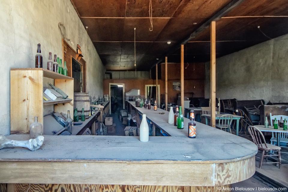 Saloon (Bodie, CA)