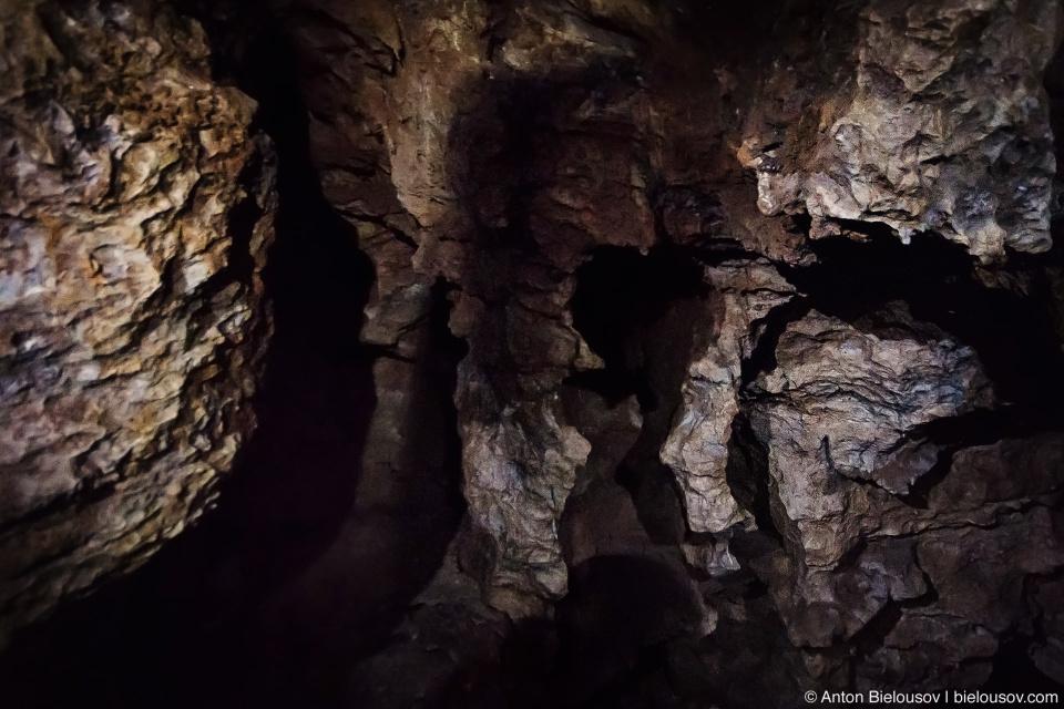 Horne Lake Main Cave Grinder (Vancouver Island, BC)
