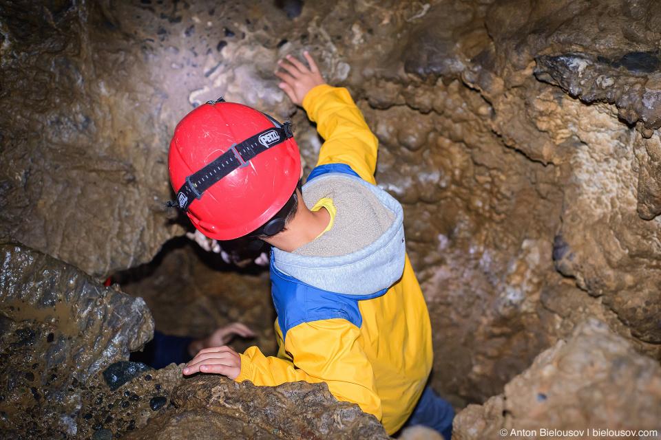 Horne Lake Main Cave
