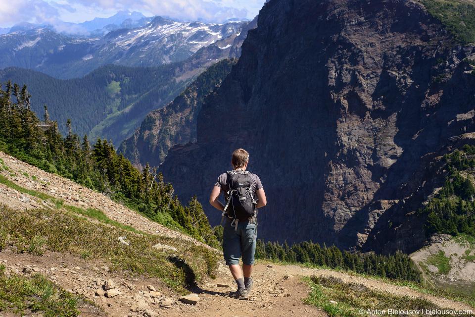 Cheam Peak trail running