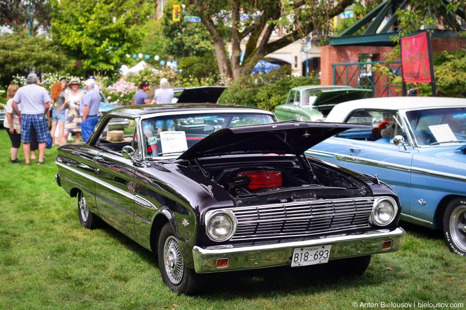 2016 Port Coquitlam Car Show — 1963 Ford Thunderbird