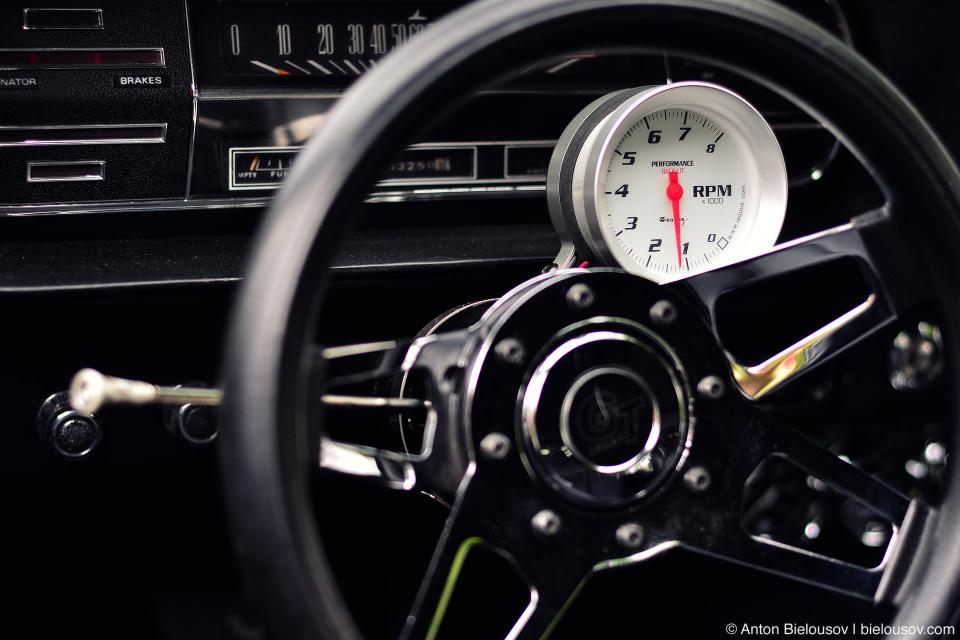 2016 Port Coquitlam Car Show — Ford Thunderbird