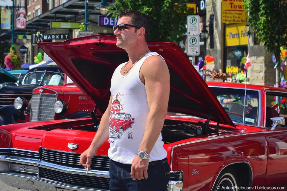 2016 Port Coquitlam Car Show — Chevrolet