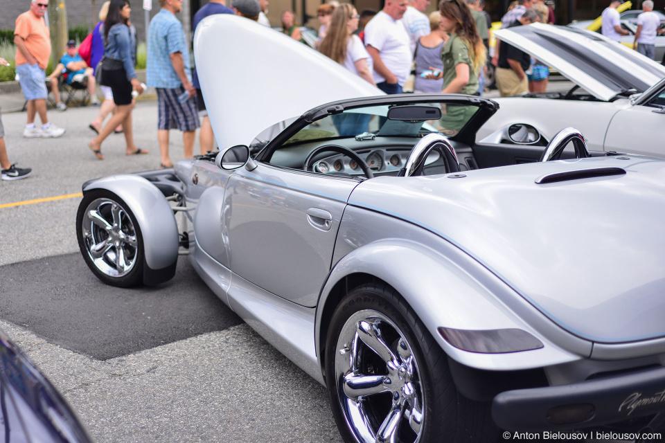 2016 Port Coquitlam Car Show — 1997