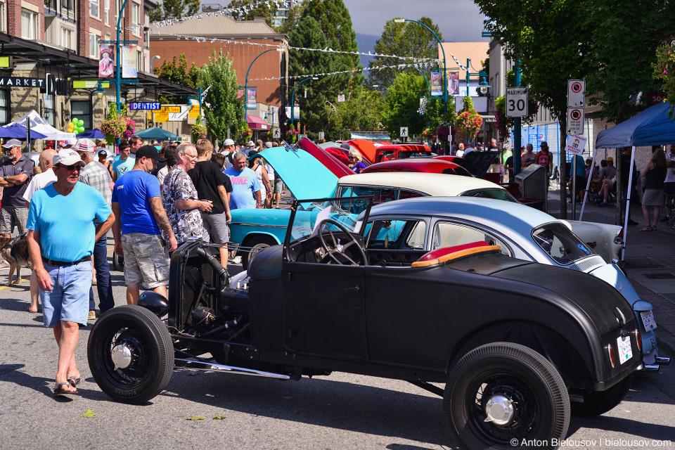 2016 Port Coquitlam Car Show