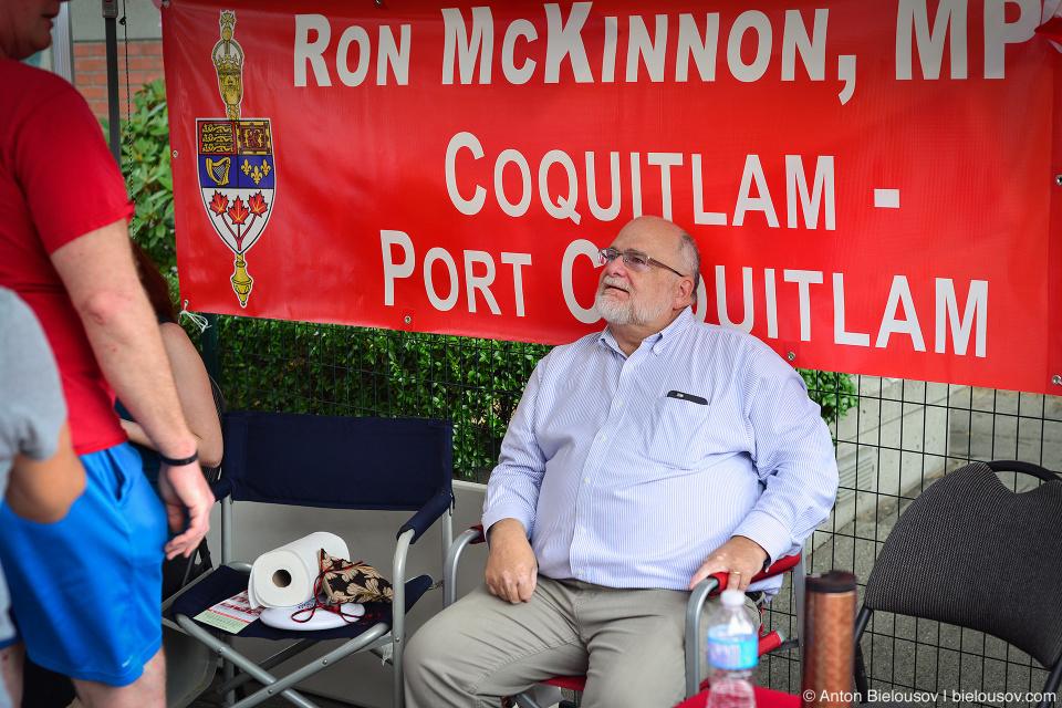 Ron McKinnon MP