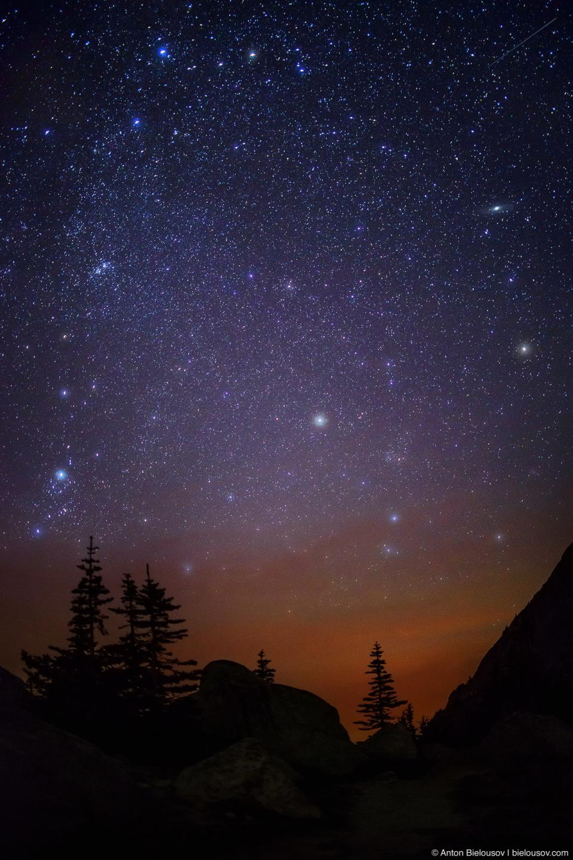 Ночь на пике (Nikon D800 + Nikon AF-S 35mm f/1.8 G DX)