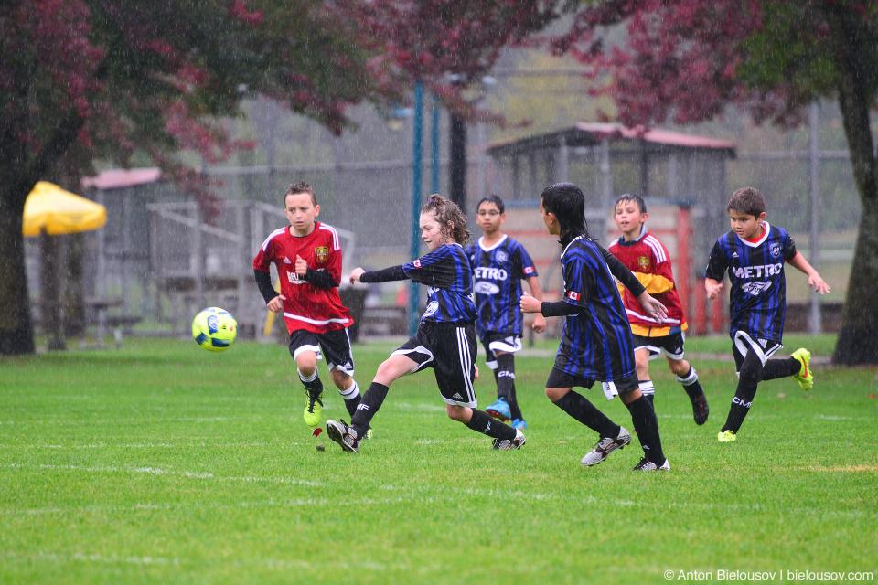 PoCo Euro-Rite FC U11 Soccer Game