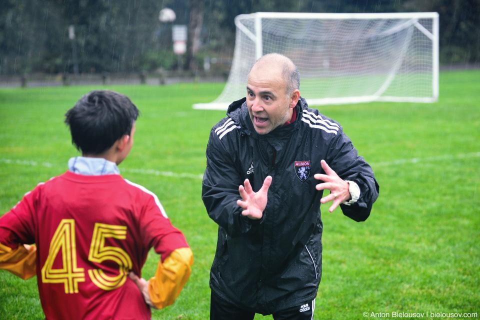 PoCo Euro-Rite FC U11 Soccer Game Coach