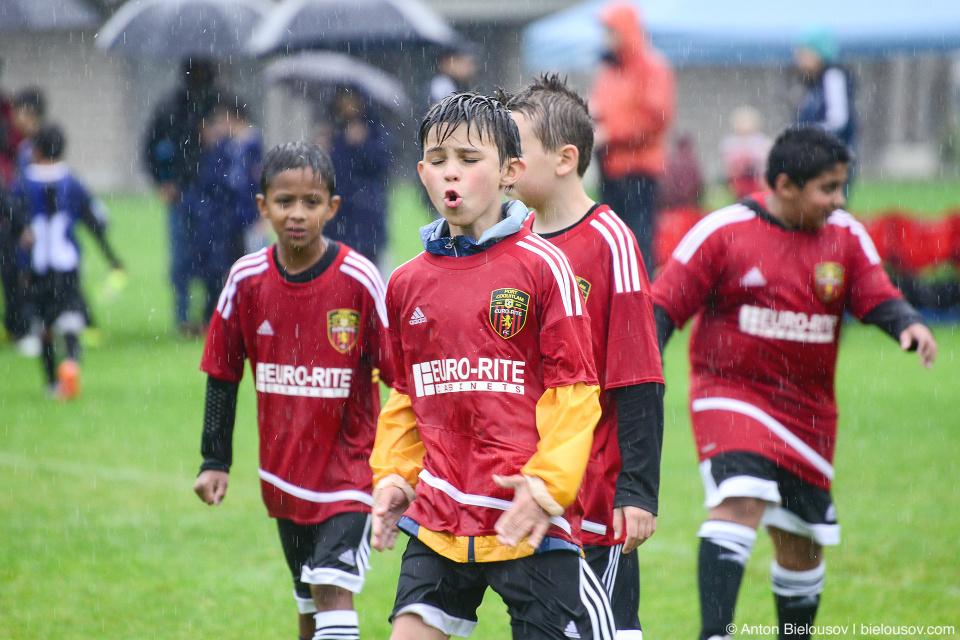 PoCo Euro-Rite FC U11 Soccer Game (Gates Park, Port Coquitlam, BC)