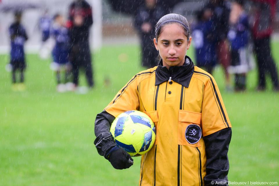 PoCo Euro-Rite FC U11 Soccer Game Referee
