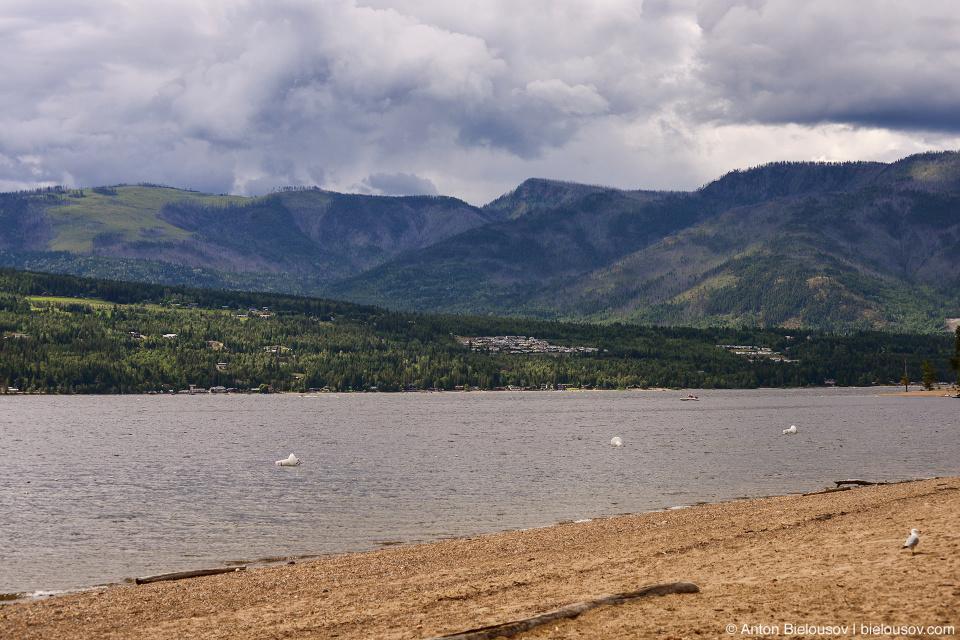 Shuswap Lake, BC