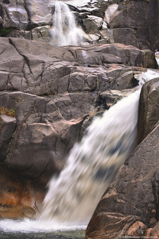 Shannon Falls Cascades