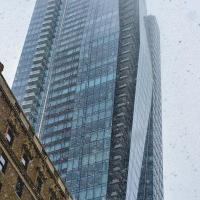 48-этажная башня отеля Джорджия — второе по высоте здание в Ванкувере (158м).