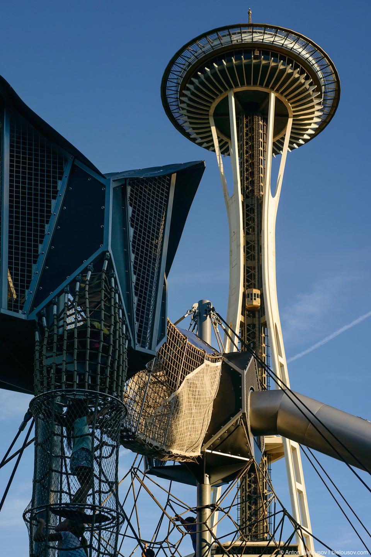 Seattle Center Playground