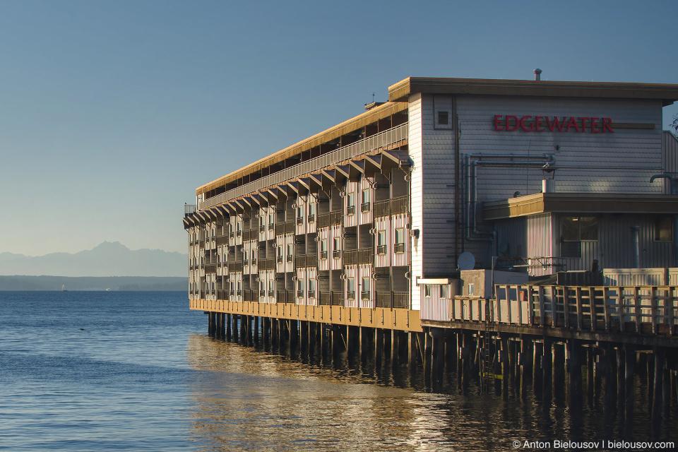 Settle Edgewater Hotel (Pier 67)