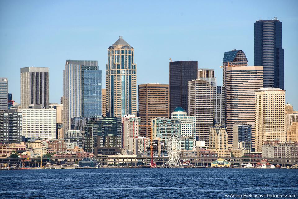 Seattle City Pass Argosy Cruises Harbor Tour